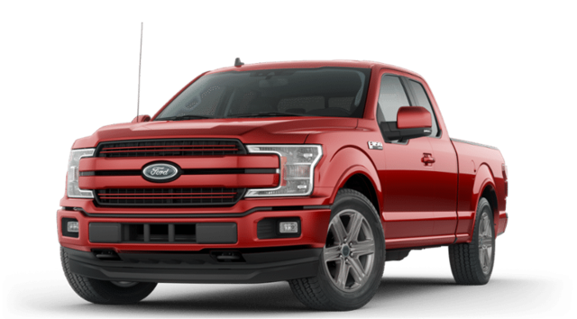 2019 Ford F-150 4x4 Supercab Lariat Truck